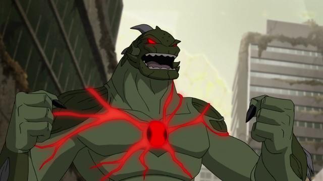 Alpha as Humungosaur