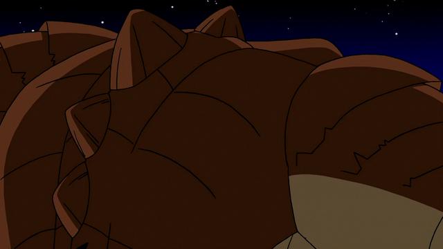 Humungousaur's Powers 49