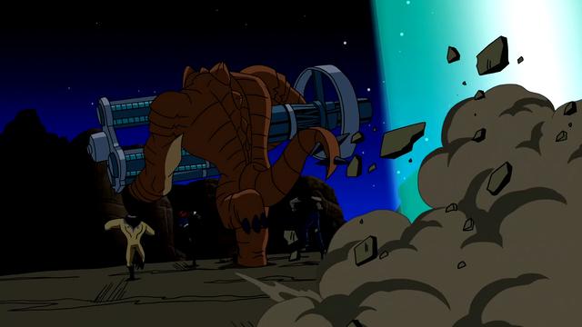 Humungousaur's Powers 7