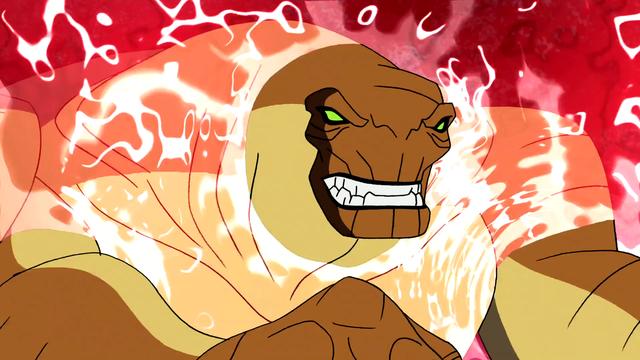 Humungousaur's Powers 26