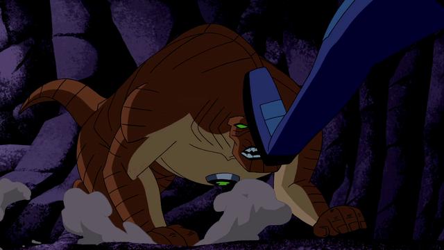 Humungousaur's Powers 58