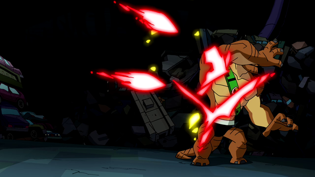 Humungousaur's Powers 23