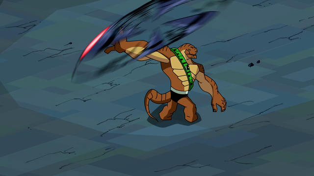 Humungousaur's Powers 16