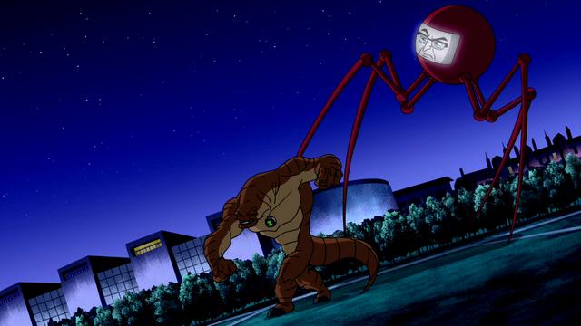 Humungousaur's weaknesses 4