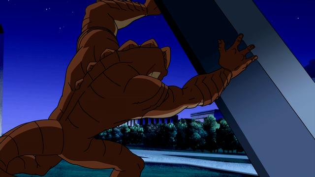 Humungousaur's Powers 9