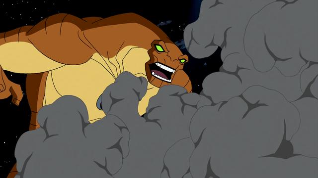 Humungousaur's weaknesses 14
