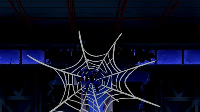 Spidermonkey's Powers 29