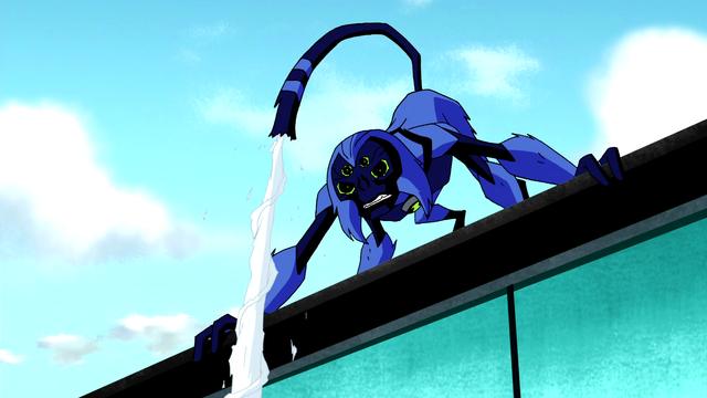 Spidermonkey's Powers 8
