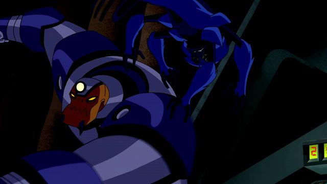 Spidermonkey's Powers 44