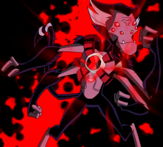 Albedo as Spidermonkey 3