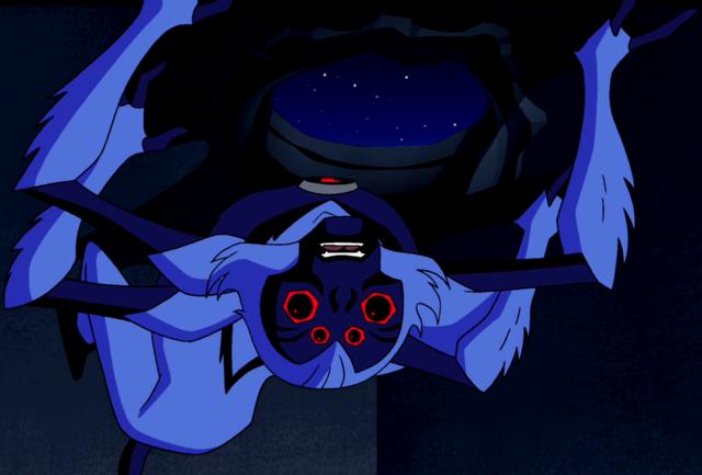 Albedo as Spidermonkey 2
