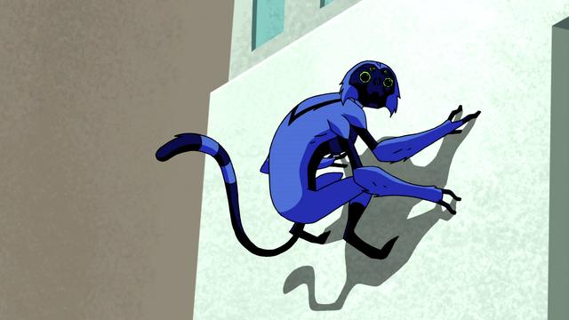 Spidermonkey's Powers 31
