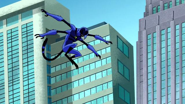 Spidermonkey's Powers 22