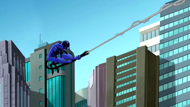 Spidermonkey's Powers 23