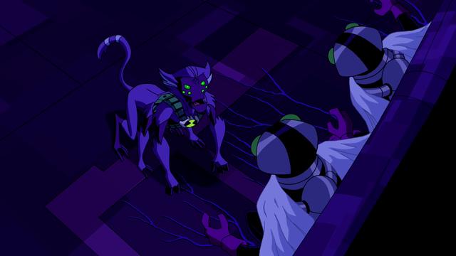 Spidermonkey's Powers 18