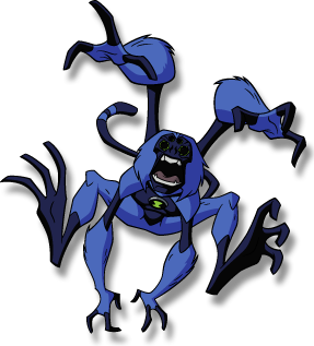 Spidermonkey (AF & UA)