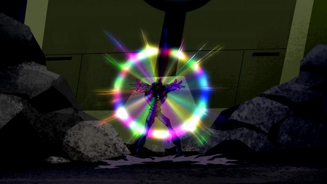 Chromastone's Powers 16