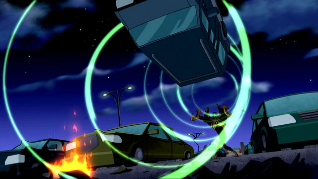 Lodestar's powers 13