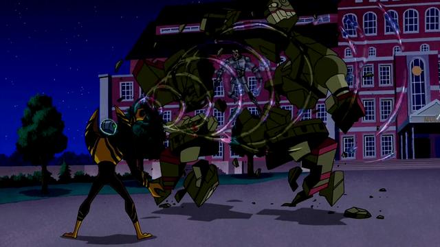 Lodestar's powers 28