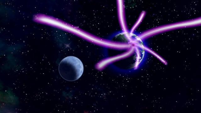 Alien X's Powers 15