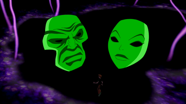 Alien X's Powers 19