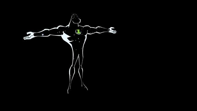 Alien X's Powers 30