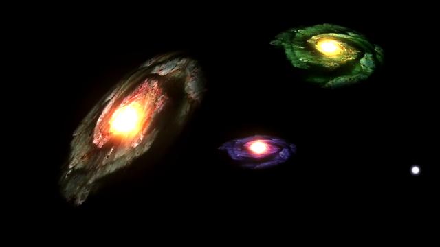Alien X's Powers 36
