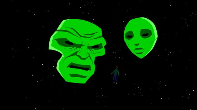 Alien X's Weaknesses 7
