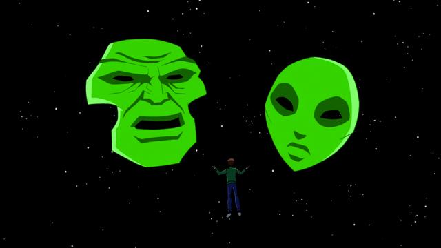 Alien X's Weaknesses 9
