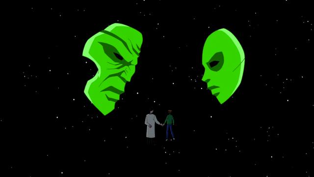 Alien X's Weaknesses 17