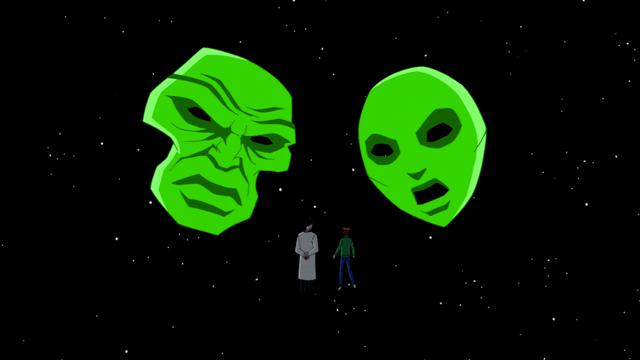 Alien X's Weaknesses 18