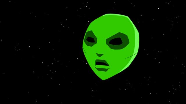 Alien X's Weaknesses 20
