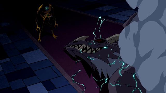 Lodestar's powers 31