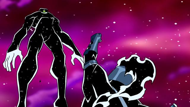 Alien X's Weaknesses 26