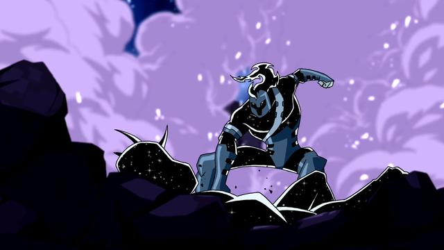 Alien X's Weaknesses 34
