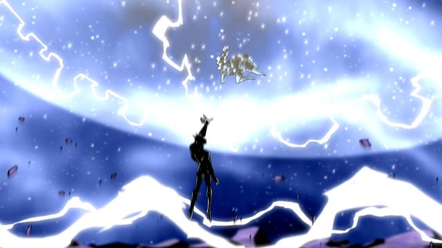 Alien X's Powers 49