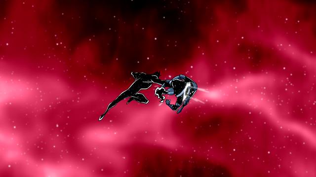 Alien X's Powers 56