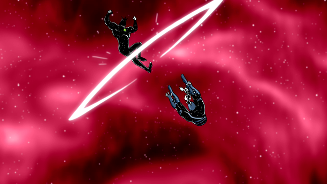 Alien X's Powers 57