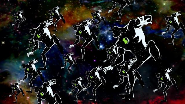 Alien X's Powers 61