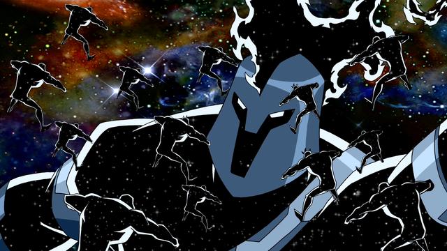 Alien X's Powers 62