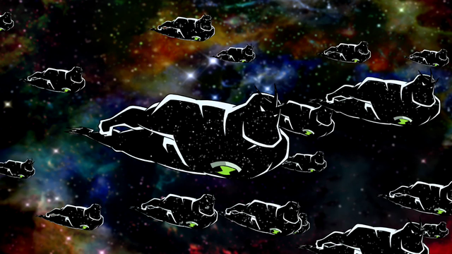 Alien X's Powers 65