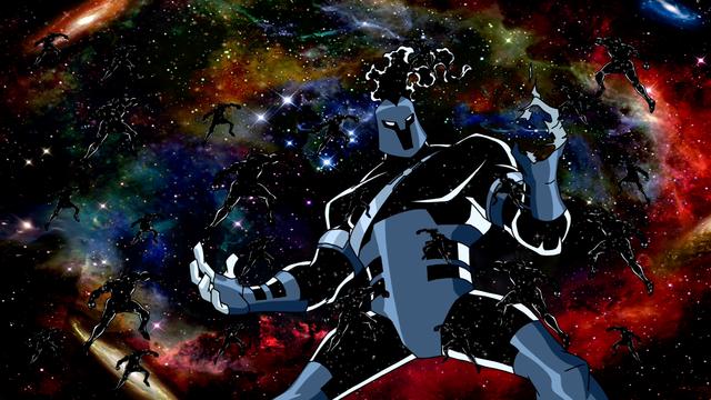 Alien X's Powers 63