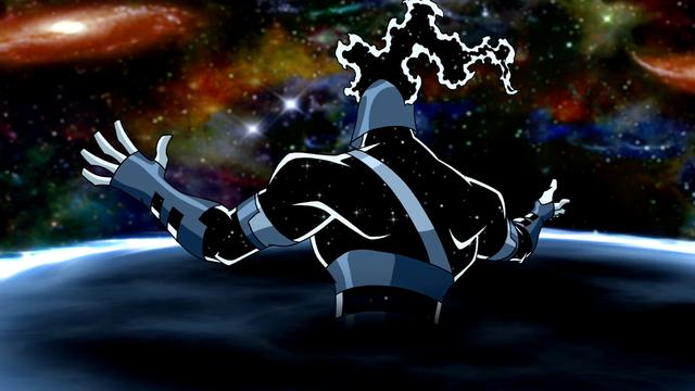 Alien X's Powers 68