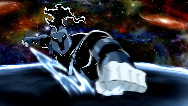 Alien X's Powers 69