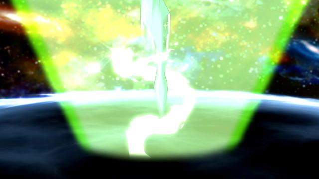 Alien X's Powers 72