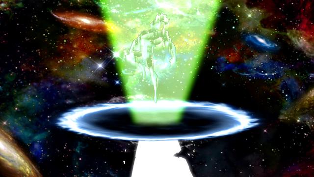 Alien X's Powers 71