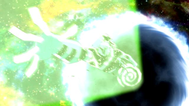 Alien X's Powers 74