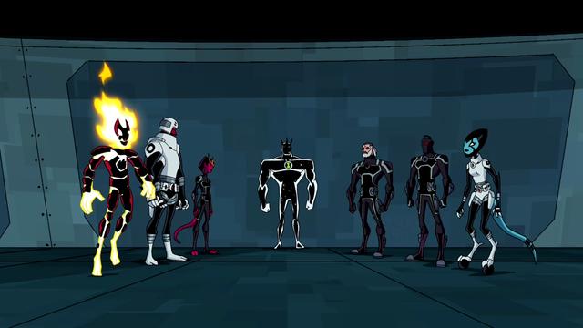 Alien X's Powers 79