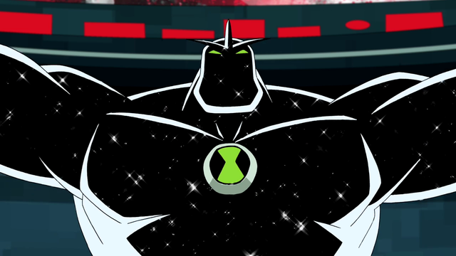 Alien X's Powers 80