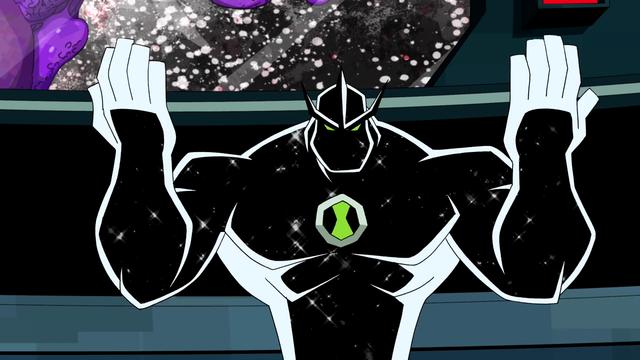 Alien X's Powers 85